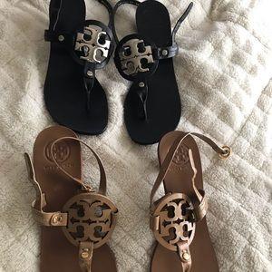 Authentic Tory Burch sandal